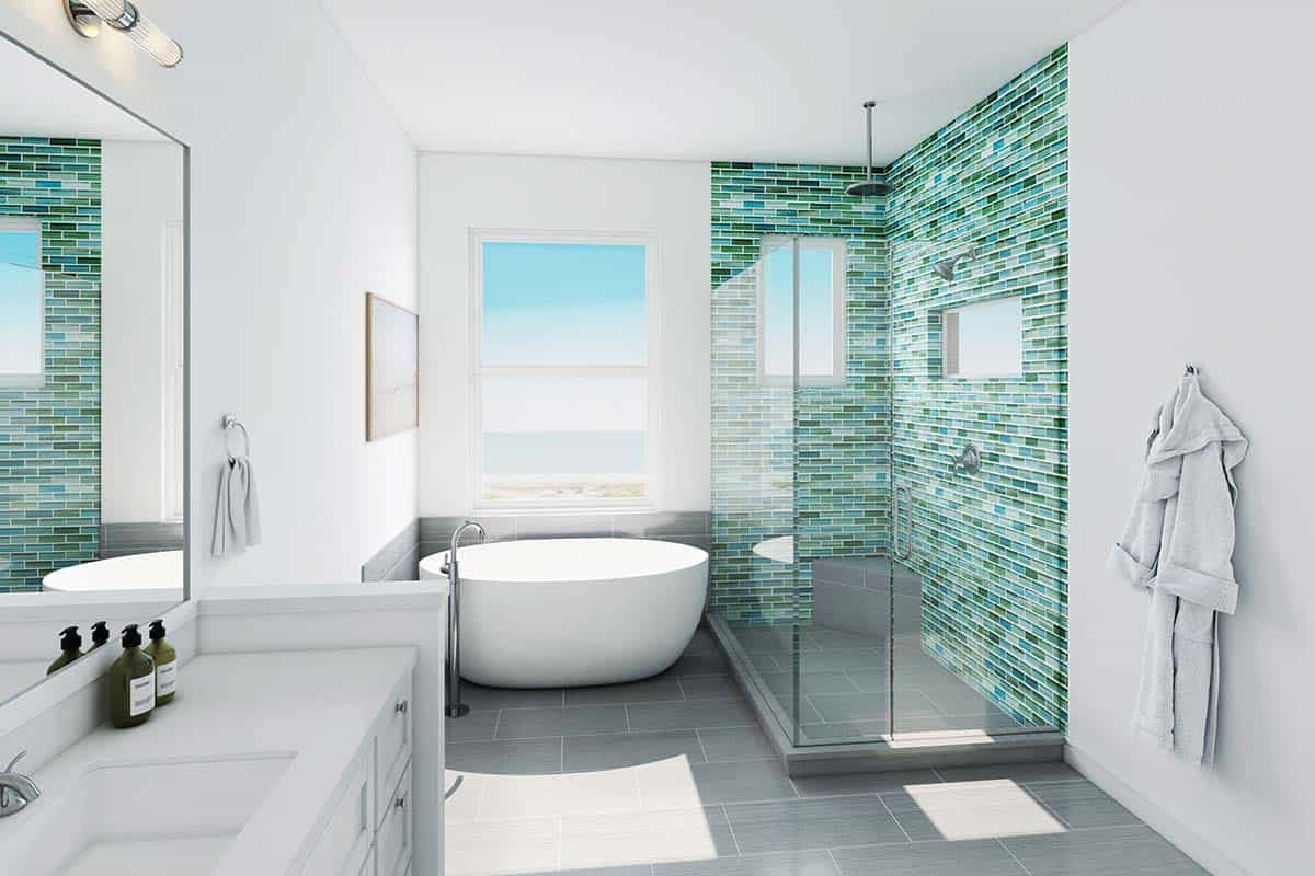 Ocean Jewel Townhomes Bath